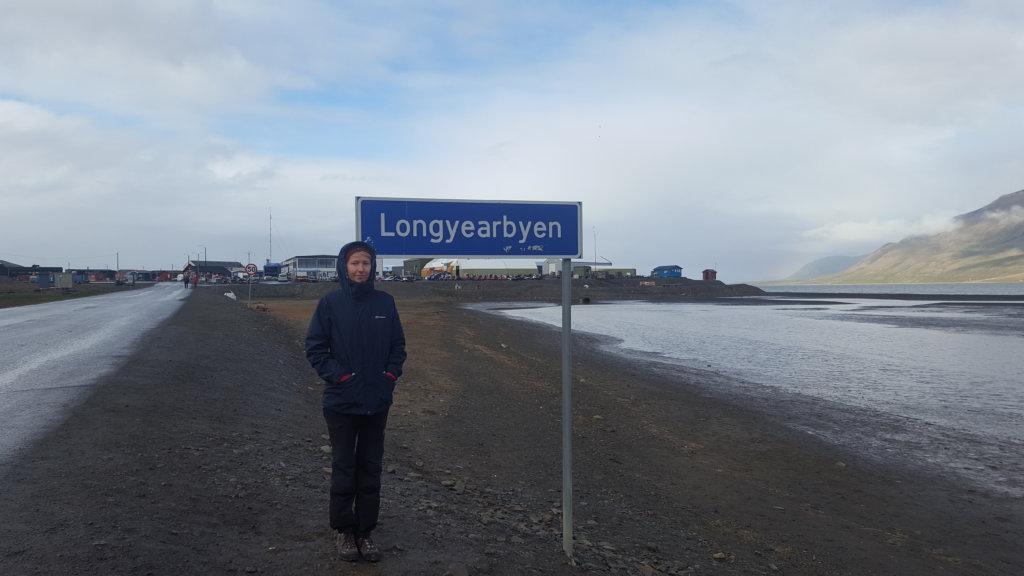 Longyearbyen miasto