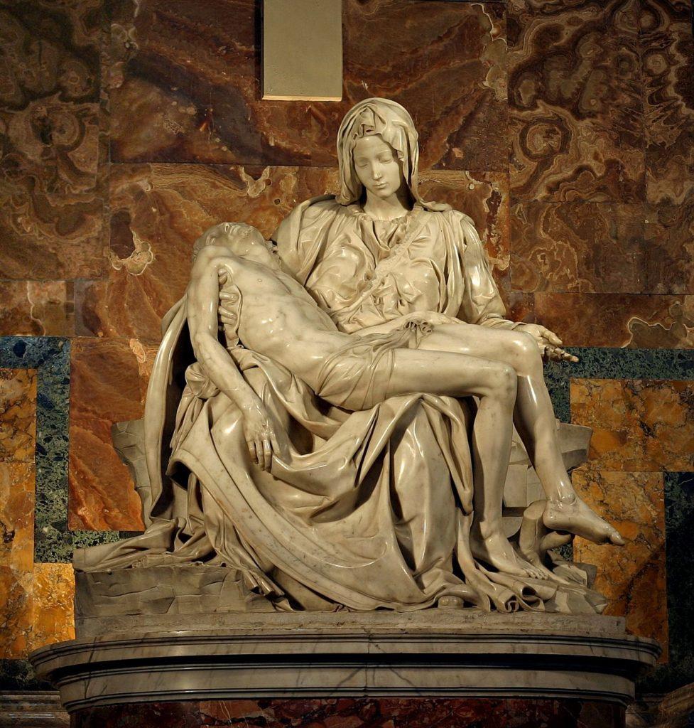 Michał Anioł, Pieta