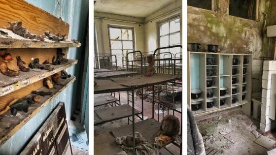 Przedszkole w Prypeci