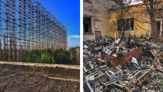Czarnobyl, Duga, czyli Oko Moskwy