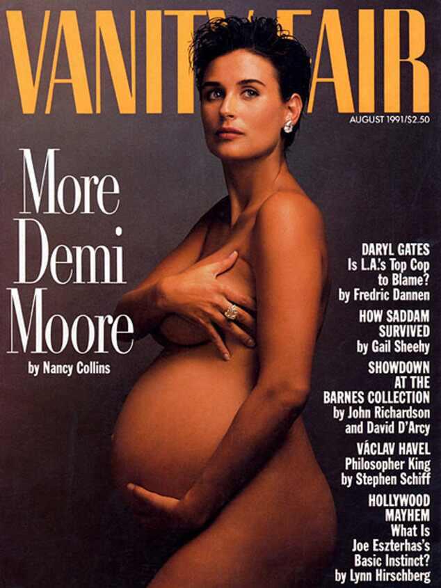 Okładka Vanity Fair