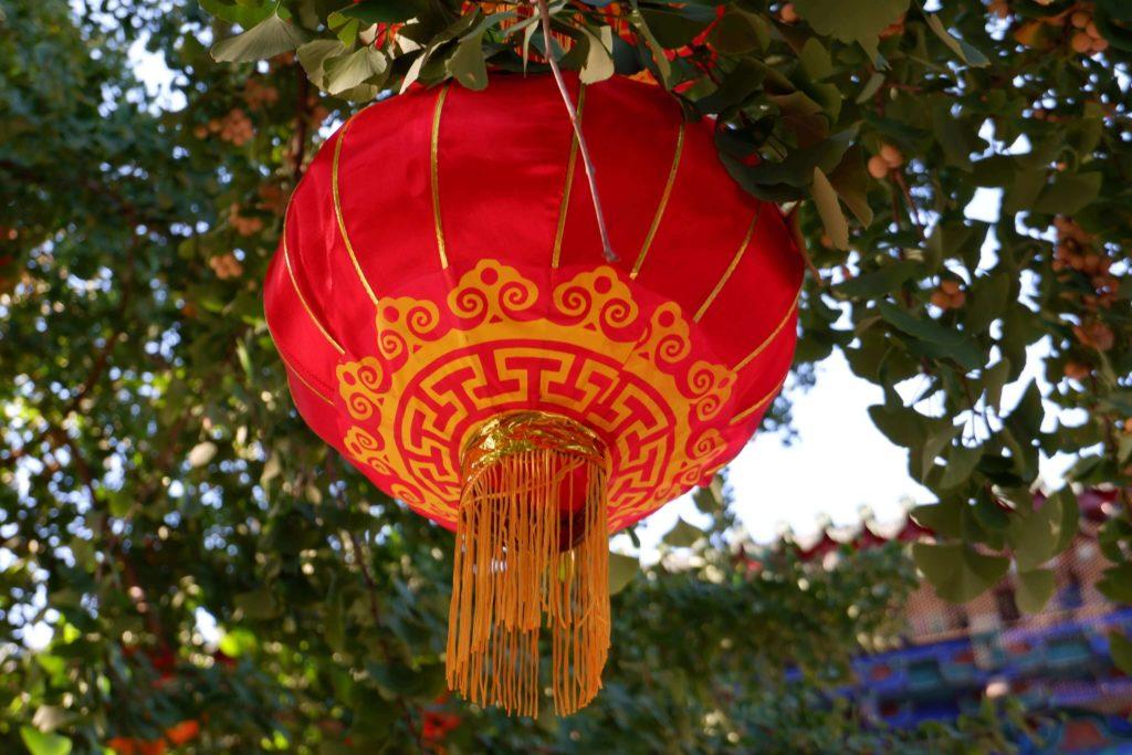 Chiny mają też swoją romantyczną stronę. Dla mnie jej symbolem są lampiony