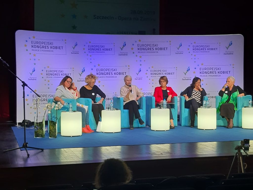 Europejski Kongres Kobiet Szczecin 2019