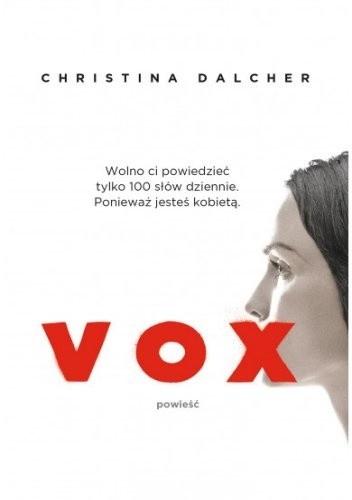 Christina Dalcher Vox